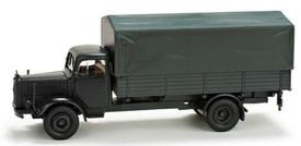 Mercedes L4500 4.5 ton cargo truck. Minitanks #398