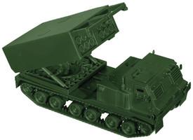 M270 MLRS/MARS Rocket Launcher 1/87 Arsenal-M 211100401 Minitanks  555