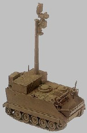 M113 A1G Radar set. Minitanks 592 Roco Herpa 1/87 Scale Plastic Kit