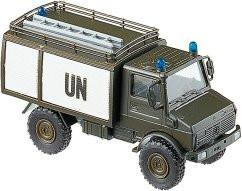 UN Unimog TLF 1000 Fire Engine. Minitanks #635