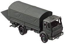 Mercedes-Benz Frontier Guard MB 1017A. Minitanks  #637
