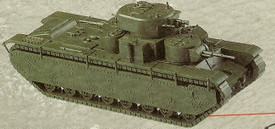 Russian T-35 Heavy Tank (1933) Artmaster 80801, Minitanks 1200 New 1/87 Scale Kit