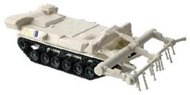Keiler Armoured Mine Clearing Vehicle IFOR. Minitanks #692
