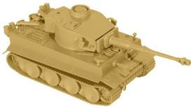 Tiger I Ausf. E PzKpfw VI Tank Arsenal-M 222100111 Minitanks 700 New 1/87 Plastic