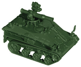 Wiesel With TOW Missile Launcher. Minitanks 710 Plastic 1/87 Kit Unfinished