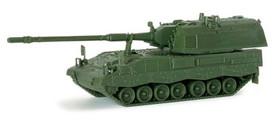 PzH 2000 SP Howitzer. 1/87 Arsenal-M 211100301 Minitanks  730 Plastic  Kit