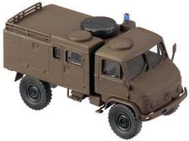 Unimog S German Civil Defense. Minitanks #780