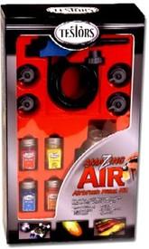Amazing  Air, Airbrush Paint Set, Testors 4030 Complete Kit