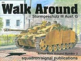 Sturmgeschutz III Ausf.G. Squadron Signal 5702