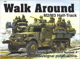 M2/M3 Half-Track, Squadron Signal 5704