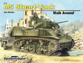 M5 Stuart Tank, Squadron Signal 5719