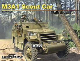 M3A1 Scout Car, Squadron Signal 5720