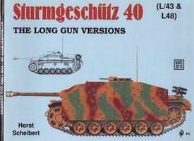 Sturmgeschutz 40 Long Gun, Schiffer Military 3107