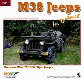 M38 Jeep In Detail, Wings & Wheels 52