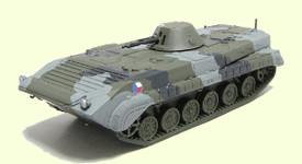 OT-90 / OT-90 M2 APC. SDV 87016. Unfinished Plastic Kit 1/87