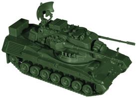 Gepard 1A2 AA Tank, Bundeswehr. 1/87 Arsenal-M 211100951 Minitanks 748