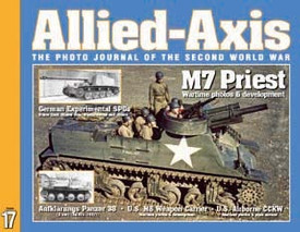 Allied-Axis AA17 M7 Priest, WC55 & more. Ampersand