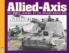 Allied-Axis AA16 Nashorn, DUKW, 7.5cm AT Gun & more. Ampersand