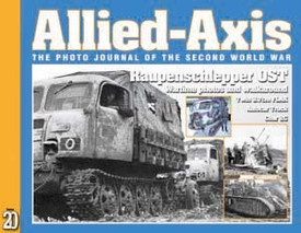 Allied-Axis AA20 Raupenschlepper OST 3.7 Flak 43 & more. Ampersand