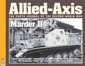 Allied-Axis AA22 Marder II, 57mm AT Gun, M10 Trailer & More Ampersand