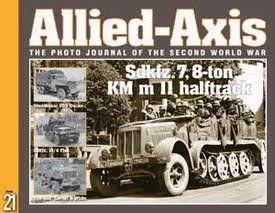 Allied-Axis AA21 SdKfz 7, Corbit & White Trucks & more Ampersand