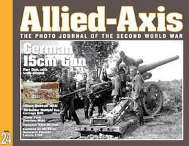 Allied-Axis AA24 75mm M1A1, 105 M2A1 sFH 18 Guns & more. Ampersand