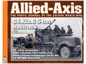 Allied-Axis AA28 SdKfz 6, 3in AT Gun & More. Ampersand
