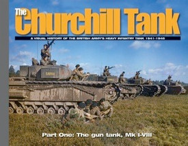 The Churchill Tank Part One. Ampersand VH5