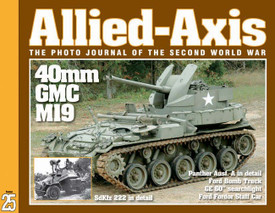 Allied-Axis AA25 Panther Ausf A SdKfz 222 GMC M19, Ampersand