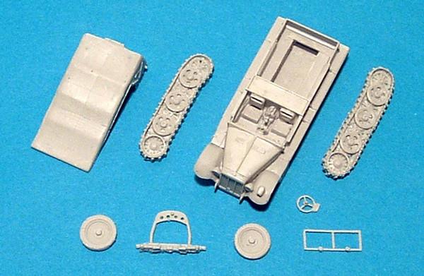 SdKfz 10, 1ton prime mover WSW 872208 parts