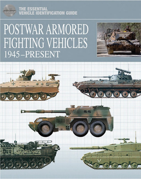 Postwar Armored Fighting Vehicles 1945 to Present