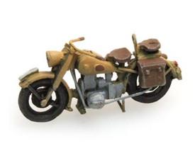 German BMW R75 Motorcycle,  Artitec 38745GR. Finished,