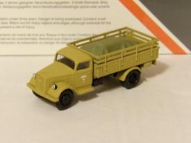 Opel Blitz Rommels Afrika Korps AMA 252734 New 1/87 Finished Kit