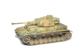 German Panzer IV Ausf F2, SDV 87159 Unfinished Plastic Kit 1/87 Scale Unfinished