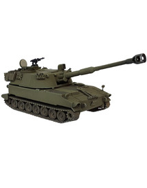 M109 Self Propelled Howitzer AlsaCast 8775.151 New 1-87, HO Scale Resin Kit