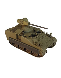 M113 C&V Dutch, Command and Recon tank. AlsaCast 8775.163 Resin 1/87 Scale Kit