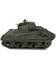 Sherman M4 Medium Tank. AlsaCast 8775.118 New 1/87 Resin Kit Unfinished