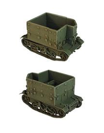 Bren Carrier D-Day Variant AlsaCast 8775.185 New Resin Kit 1/87 Scale