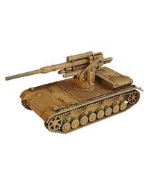 Panzer IV w/8.8cm Flak AlsaCast 8775.186 New Resin Kit 1/87 Scale Unfinished