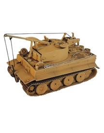 Bergepanzer Sd.Kfz.185 Tiger I AlsaCast 8775.187 New Resin Kit 1/87 Scale