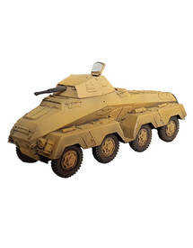 Sd.Kfz. 231 8-Rad AlsaCast 8775.147 New 1/87 Resin Kit Unfinished