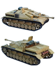 Stug IV Sd.Kfz 163 Assault Gun AlsaCast 8775.138 New 1/87 Resin Kit Unfinished