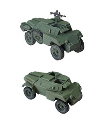 Humber Scout Car Mk I AlsaCast 8775.123 New 1/87 Resin Kit Unfinished