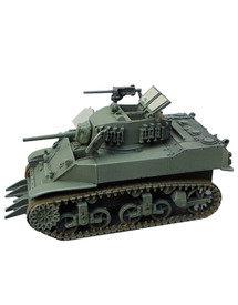 M5A1 Light Tank Hedgerow Cutter AlsaCast 8775.121 Resin Kit 1/87 Unfinished