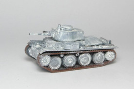 Panzer 38(t) Ausf.D Light Tank SDV 87131 New 1/87 Scale Unfinished Kit