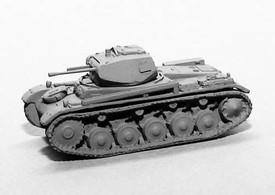 Panzer II Sd.Kfz.121 Ausf. C Light Tank Trident 90332G New 1/87 Plastic Kit