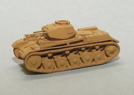 Panzer II Sd.Kfz.121 Ausf A Light Tank Trident 90333 New 1/87 Plastic Kit