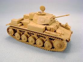 Panzer II Sd.Kfz.121 Ausf F Light Tank Trident 90334 New 1/87 Plastic Kit