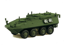 US Marines LAV-C2 Command Vehicle Trident 90013 New 1/87 Plastic kit