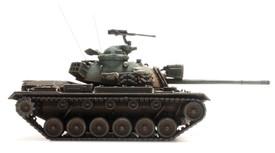 U.S. M48 A2 Patton VietNam War Artitec 6870063 New 1/87 Finished Model